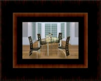 Glass dining table with 4 chairs Rockville, 20847