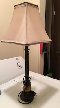 Black and white table lamp Martinsburg, 25404