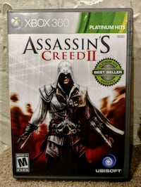Assassin's Creed II 2 Xbox 360 Complete
