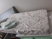 Baby CHANGING TABLE PAD  & COVER Brampton