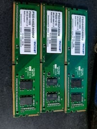 4gb sticks of 2400 DDR4 Gainesville