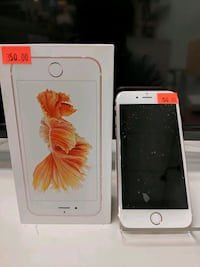 Iphone s6 rose gold colour unlocked 551 km
