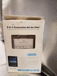 5 in 1 Connection Kit for iPad 2 3 4 Eastvale