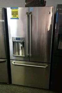 stainless steel french door refrigerator St. Louis, 63146