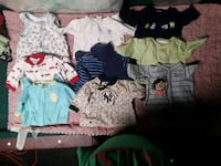 Baby Boy clothing lot Des Moines, 50315