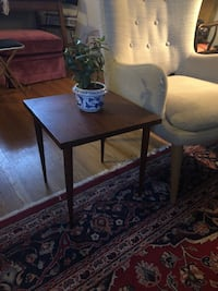 Mid Century Modern Side Table 30 km