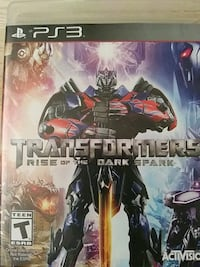 Sony PS3 Transformers The Game case North Platte, 69101