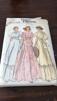 sewing pattern Larose, 70373