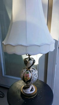 Vintage Table Lamp Coquitlam, V3C 2H4