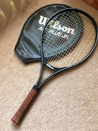 Wilson Tennis Racket with Case Rockville, 20853