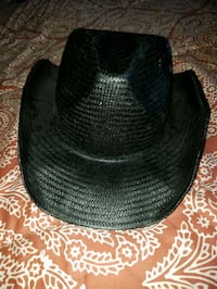 Mens Black Cowboy Hat  Fullerton, 92831