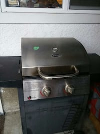 gray and black griller Delta, V4C 1X9