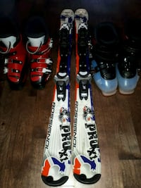 Skis kids / junior boots