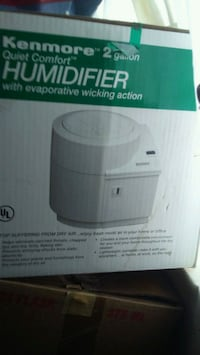 Kenmore humidifier Oklahoma City, 73132