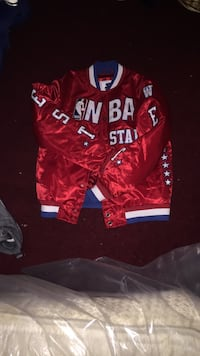 Wore once nba all star jacket small or medium  Whitehall, 18052