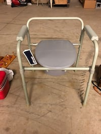 gray bedside or over the commode chair Mooresville, 28117