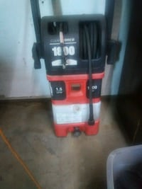 red and black pressure washer Gilroy, 95020