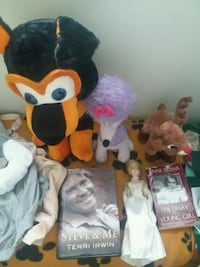 Stuff animals,books,Princess Diana doll Zanesville, 43701