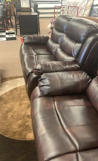 Sofa and love seat - recliners