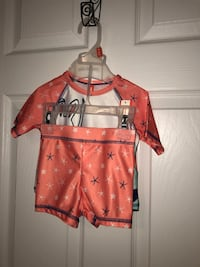 Swimming suit size 6-12 months Markham, L3R