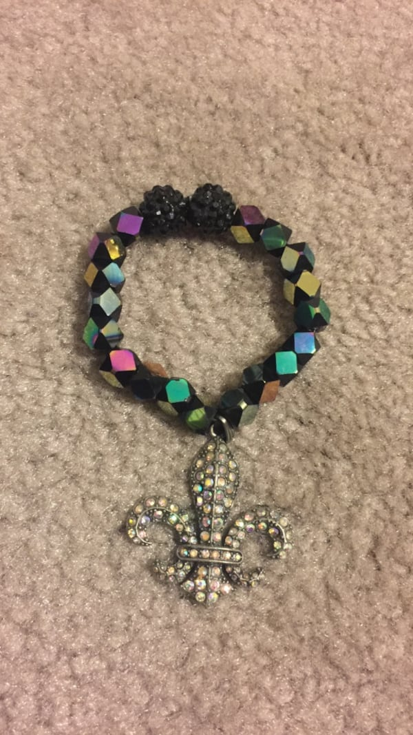 Multicolored bracelet 0