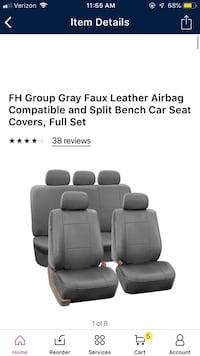 Car seat covers  Simpsonville, 29681