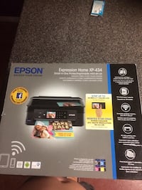 Epson Home XP-434 printer 3495 km