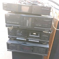 Fisher home sound system  Las Vegas, 89102