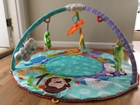 Fisher-Price activity gym mat
