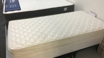 "Queen size 6"" Mattress and Box Spring brand new still in plastic"