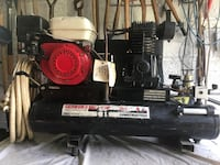 Honda Gas Powered Portable Compressor - excellent condition Albertson, 11507