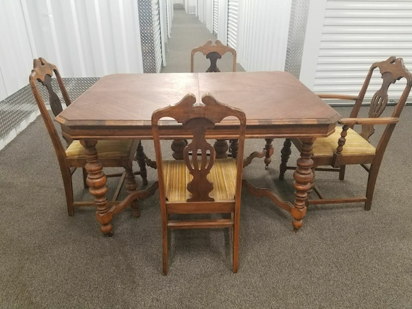 Used Antique Dining Room Set For Sale In Richmond Letgo