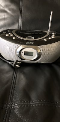 Coby cd/mp3 amd am/ fm player. Used Milpitas, 95035