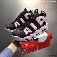 Nike Air More Uptempo Big AIR Bailan Pippen Toronto
