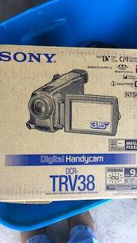 Sony handycam digital TRV38 all accessories included Ridgely, 21660