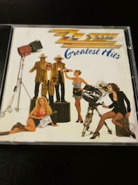 ZZ TOP, Greatest Hits.  Alpedrete, 28430