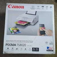 Canon PIXMA TS8020 Wireless All-In-One Printer  Bethlehem