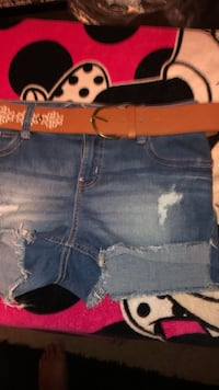 Booty shorts size.  11 Summerville, 29483