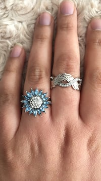 Ring Size 7 - $10 each