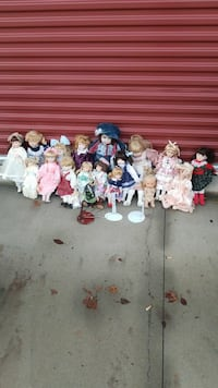 Antique Dolls $150 for all OBO