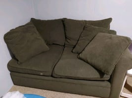 Free sectional couch piece
