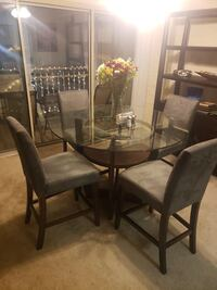 Moving sale; Brand New! Dining room set Baltimore, 21218