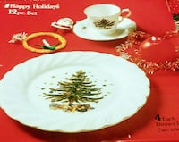 Glass Dishes and service for $12.00  Bloomsburg, 17815