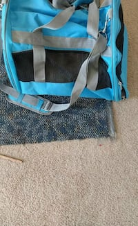 blue and gray duffel bag Tracy City, 37387