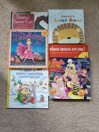 6 Early learner books