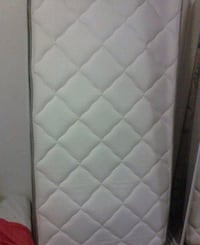 quilted white and gray mattress Lake Havasu City, 86404