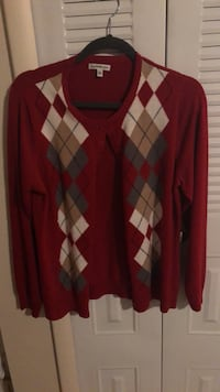 cardigan size L womens South Bend, 46614