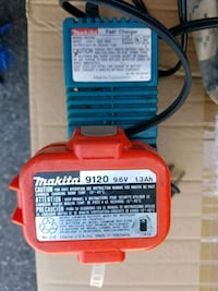 Makita battery packs / quick charger San Jose, 95112