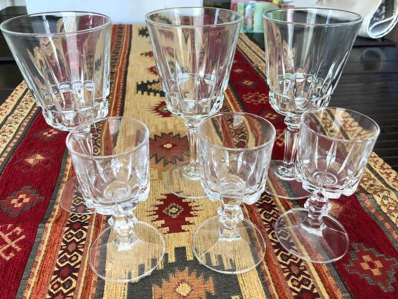 Waterford Crystal Glasses 47081a38-2f06-4a9c-b0bc-95862ed41678