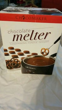 Chocolate melting pot, never used West Springfield, 22152
